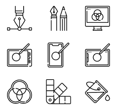 48 Illustrator Icon Packs Vector Icon Packs Svg Psd Png Eps