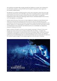 edward scissorhands establishing a genre analysis this also prevents 2 the