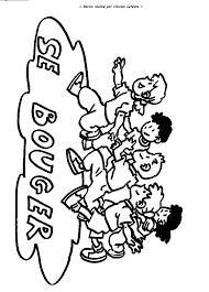 20 Dessins De Coloriage Sport Maternelle Imprimer