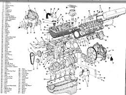 complete v engine diagram engines transmissions d lay out complete v 8 engine diagram