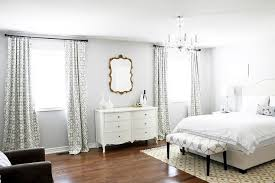 silver gray paint color contemporary bedroom ici dulux