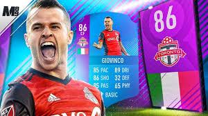 FIFA 18 SBC GIOVINCO REVIEW | 86 SBC GIOVINCO PLAYER REVIEW | FIFA 18  ULTIMATE TEAM - YouTube