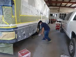 rv collision repair mobile rv repair near fontana ca rv toyhauler rv monaco repair rv paint rv collision repair rv auto rv custom paint