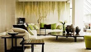 Darüber hinaus hat sie nämlich auch eine wissenschaftlich nachgewiesene auswirkung auf. Frische Ideen Fur Wand Und Farbgestaltung Mit Tapeten Im Wohnzimmer Freshouse