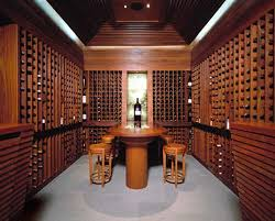 wine room furniture. wine room interior design by mirorivera architects furniture