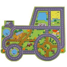 tractor farm playmat tractor farm playmat farm themed childrens play mat