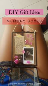 I love this DIY because it really is special to your friendship; you can  write a really personal note to your friend, or stick a photo in it, ...