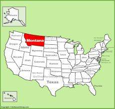 montana state maps  usa  maps of montana (mt)