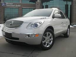 buick enclave 2008 white. 2008 buick enclave cxl navigation heated seats pearl white chromes remote start us 1949900 buick enclave white v
