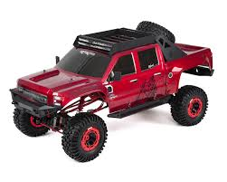 redcat racing products amain performance hobbies clawback 1 5 4wd electric rock crawler red