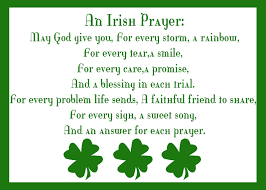An Irish Prayer Healingafterhisaffair