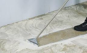 removing flooring mastics and adhesives