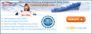 complete finance assignment help online in by finance assignment help