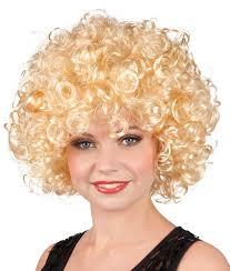 Pruik Krullen Candice Blond