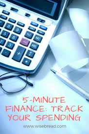 track your spending 5 minute finance track your spending