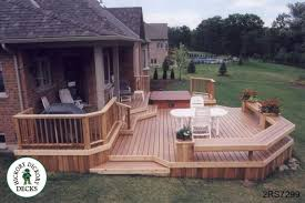 deck plan 2rs7299 diy deck plans