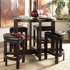 glass top bistro table set round ass dining table set counter height ideas tall top pub images on astounding small dining room sets for 8