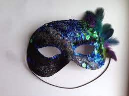 super simple diy masquerade mask