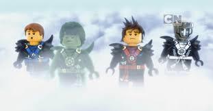 What's your favorite ninja suit? Mines season 5 deep stone : Ninjago