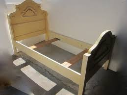 How To Build A Wood Twin Bed Frame – Loccie Better Homes Gardens Ideas