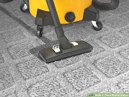 3 Ways to Clean Berber Carpet wikiHow