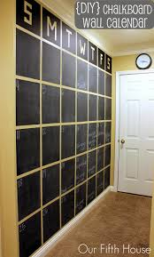 office organization tips. diy chalkboard wall calendar office organization tips