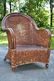 painting rattan furniture how to paint wicker furniture with a painting rattan furniture for outdoor use