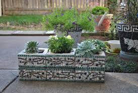 Cinder block garden ideas  furniture, planters, walls and decor ...
