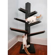 catalpa cat tree from the refined feline – hauspanther
