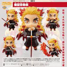 Demon Slayer Kimetsu no Yaiba: Kyojuro Rengoku - Nendoroid