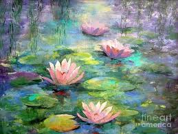 monet water lilies print painting lily pads beautiful water lilies ideas on monet water lilies large print