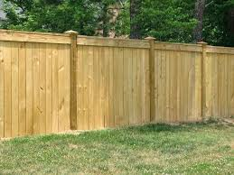 wood privacy fence panels city residential pressure treated regarding door95 wood