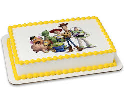 Disneypixar Toy Story 4 Edible Image By Photocake Cakescom