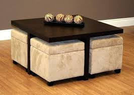 ottoman coffee table coffee table small ottoman bench storage brown leather with furniture ideas inside