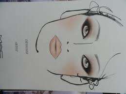 mumbai mac kemps corner altamount road 02223541097 wedding trousseau face chart 1