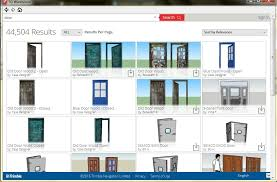 sketchup review 3d warehouse