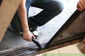 image titled clean and lubricate a sliding glass door step 17