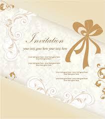 invitation card design cdr free vector download (14,189 free Wedding Invitations Design Vector floral elegant invitation cards vector set wedding invitations design vector free download