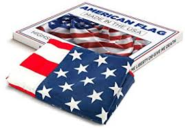 Amazon Com High Supply American Flag Us Flag 100 Made In Usa