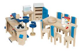 Goki 51907 mobili per casa delle bambole cucina 30 pezzi