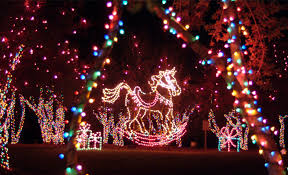Holiday Lights in Georgia | Lanier Islands - LanierWorld Magical ...
