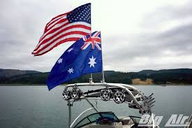 big air flag holder oem tower usa flag australia flag