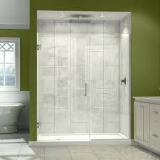 60 inch shower door framed vs semi vs shower doors shower door inch shower door elegant