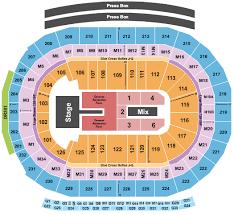 Sports Arena Seating Chart Billie Eilish Detroit Tickets Little Caesars Arena 2020