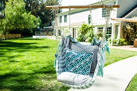 How To - Home \u0026 Family: DIY Hanging Chair | Hallmark Channel