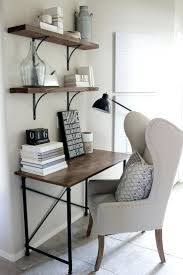 home office furniture ideas astonishing small home. Surprising Home Decorating Ideas Small Office Desk In Rustic Industrial Glam Style Chair Space Furniture Uk Astonishing G