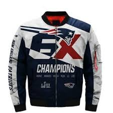 About Fans Team Patriots Jacket Sale England New Details Bomber Champions Football