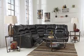 Rent Living Room Furniture Rent Signature Design Manzanola Reclining Sectional Black