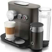 Nespresso U Machine Delonghi En355gae Expert And Milk Nespresso Coffee Machine