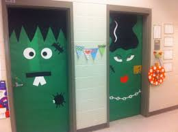 classroom door decorations for halloween. Classroom Door Decorations For Halloween And Decorating Ideas